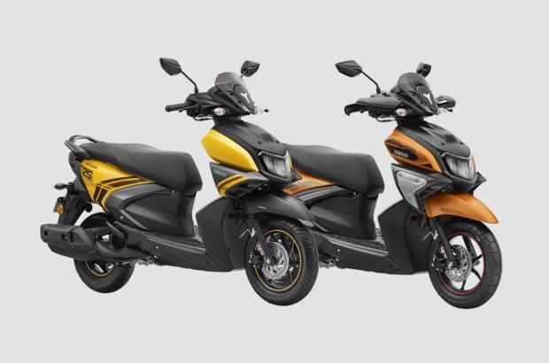 Yamaha Resmi Hadirkan RayZR 125 Fi Hybrid Berjubah Monster Energy