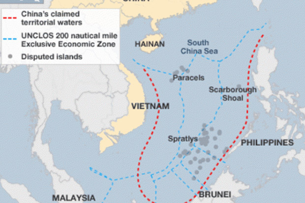 Ingatkan Intervensi Asing, China Desak Vietnam Tidak Besar-besarkan Sengketa LCS