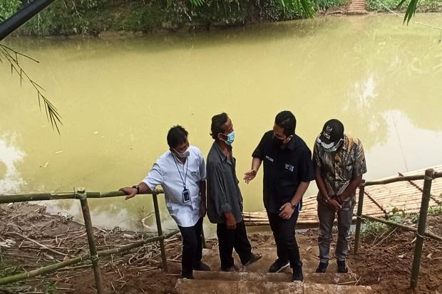 Bakal Dibangun Jembatan, Erick Thohir Beri Modal Usaha untuk Tukang Getek