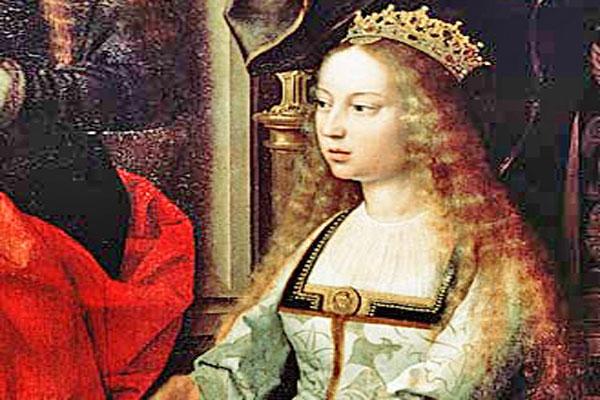 Sepak Terjang Ratu Isabella Andalusia