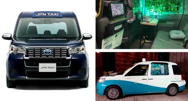Banyak yang Stress, Taksi di Jepang Dibuat Seperti Kamar Tidur