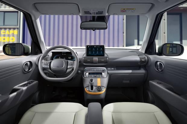 Hyundai Buka Selubung Interior Penantang Suzuki Ignis, Hyundai Casper