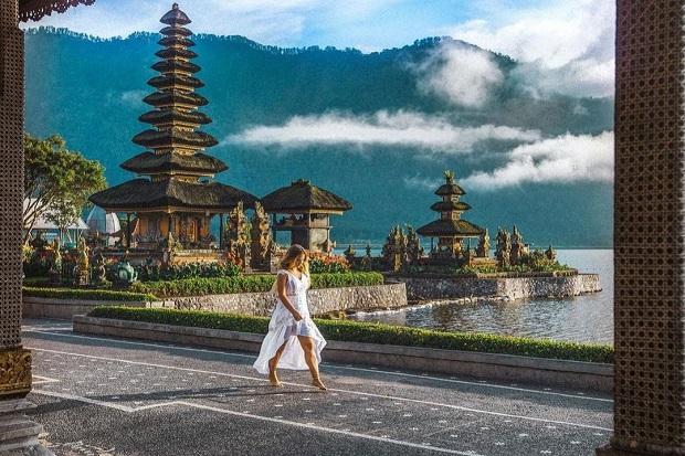 Bali Level 3, Pusat Perbelanjaan Dibuka Maksimal 50%