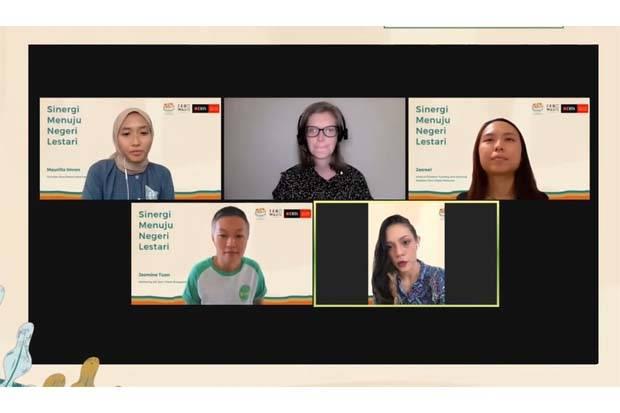 Digelar Online, Zero Waste Indonesia Festival Sinergikan Pelaku Lintas Elemen