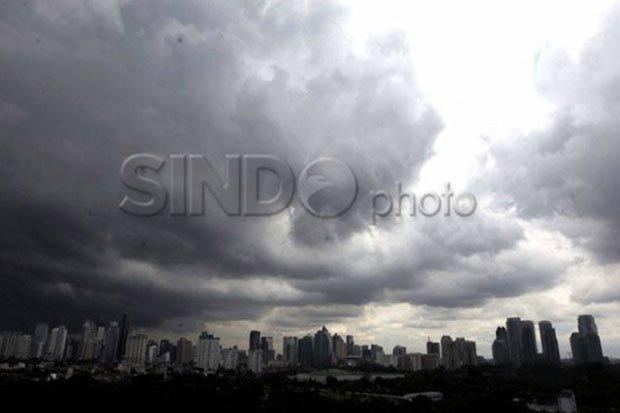 Waspadai Ancaman Cuaca Ekstrem Jakarta hingga 20 September