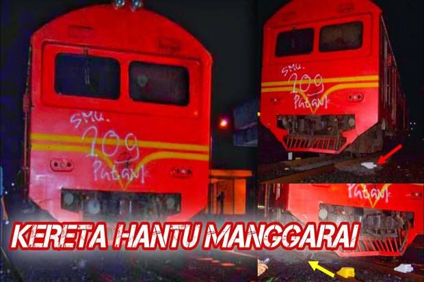 Kereta Hantu Manggarai, Cerita Horor KRL Jakarta-Bogor yang Melegenda