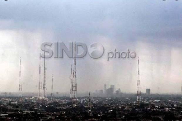 Cuaca Ekstrem Jakarta, DKI Kerahkan Semua Sektor Antisipasi Banjir