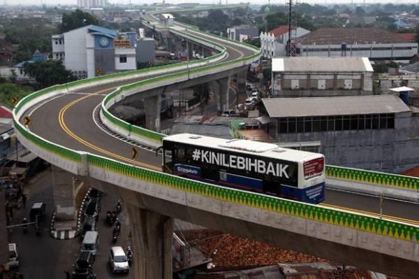 Rute Transjakarta Koridor 13 Tendean-Ciledug Manjakan Perjalanan Warga Tangerang