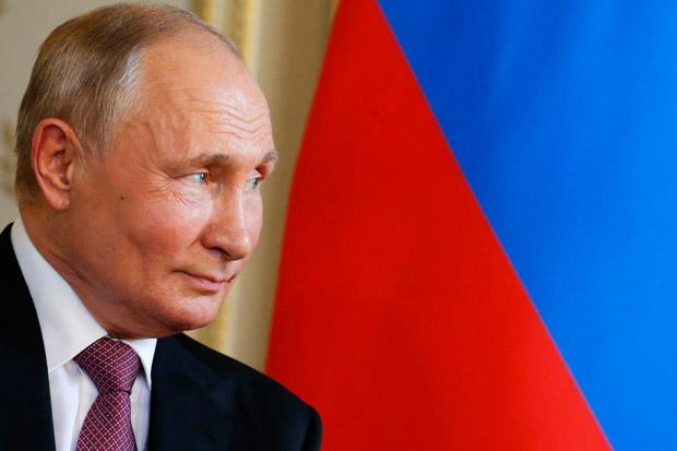 Anggota Rombongan Positif COVID-19, Presiden Rusia Vladimir Putin Isolasi Mandiri