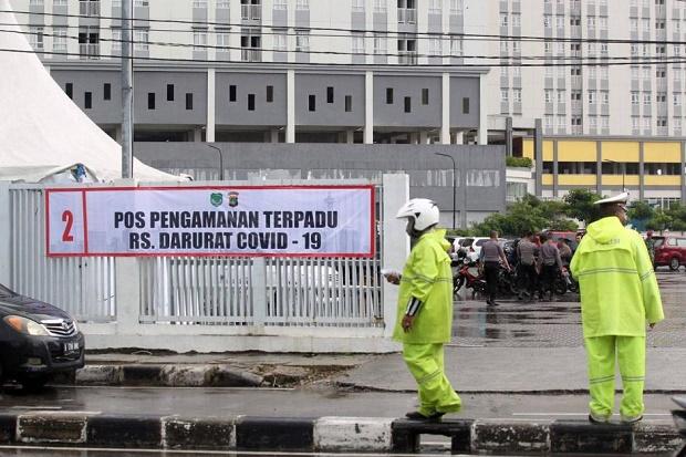 Pasien Covid-19 RSDC Wisma Atlet Kemayoran Terus Turun, Kini Tersisa 532 Orang