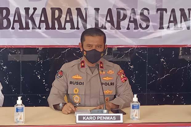 Tim DVI Identifikasi 14 Jenazah Korban Kebakaran Lapas Tangerang