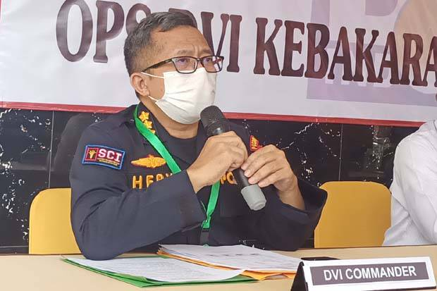 41 Jenazah Korban Kebakaran Lapas Tangerang Teridentifikasi, Operasi DVI Polri Berakhir