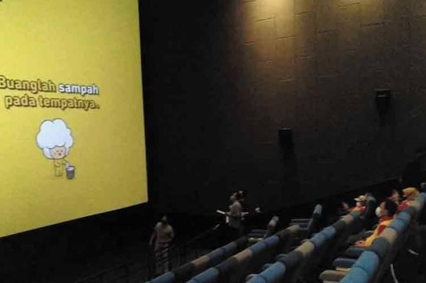 Hore! Hari ini Bioskop di Bekasi Kembali Beroperasi