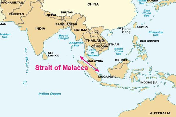 Choke Point Selat Malaka, Perairan Paling Sibuk dan Rawan di Asia