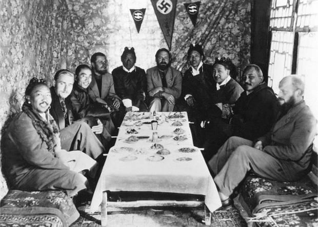 Cerita Nazi: Saat Hitler Mengirim Para Ilmuwan ke Himalaya Mencari Asal Ras Arya