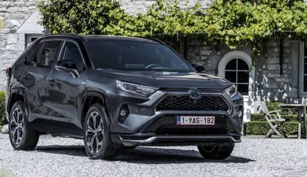 Toyota RAV4 Adventure untuk Pasar AS, Bertabur Fitur Mewah