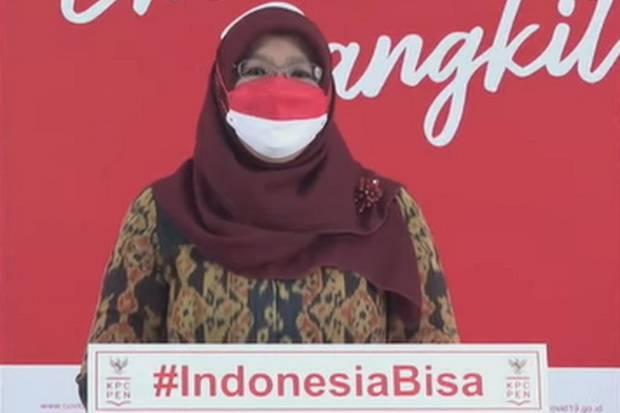 Penanganan Covid-19 di Indonesia Diapresiasi sebagai Salah Satu yang Terbaik