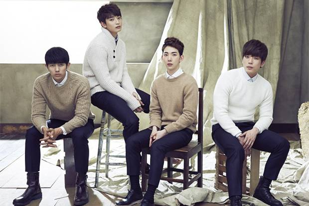 Hore! 2AM Akan Comeback setelah 7 Tahun Hiatus