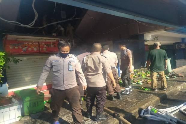 Korsleting Listrik di Kulkas Diduga Penyebab Kebakaran Plaza Pondok Gede Bekasi