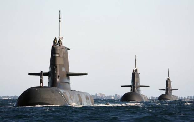Australia Bangun Kapal Selam Nuklir, Prancis dan China Beri Respons Keras