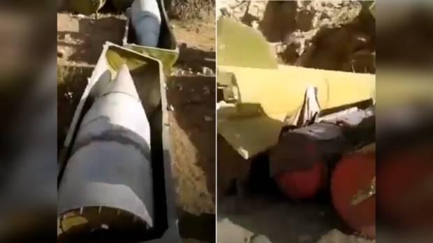 Video Viral! Taliban Temukan Rudal Balistik Buatan Soviet di Lembah Panjshir