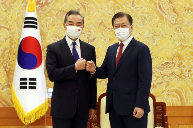 Presiden Korsel Minta Bantuan China Ajak Korut Berunding
