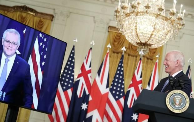 Prancis Marah Besar Ditelikung AS dalam Proyek Kapal Selam Nuklir Australia