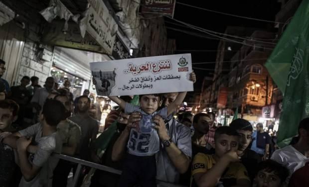 Israel Penuhi Tuntutan, Tahanan Palestina Batalkan Mogok Makan Massal