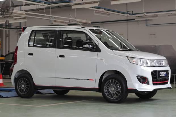 Melemah di Pasar Domestik Suzuki Karimun Wagon-R Perkasa di Pasar Ekspor