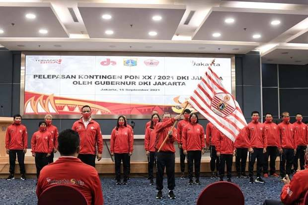 Pemprov DKI Siapkan Dana Apresiasi Atlet PON Papua Rp140 Miliar