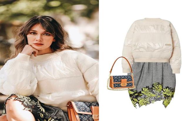 Intip Harga Outfit Luna Maya di New York, Ternyata Seharga Mobil