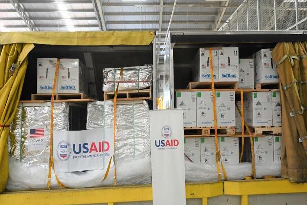 Gelombang Kedua Vaksin Pfizer dari AS Tiba di Indonesia