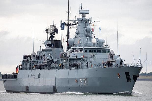 China Tolak Kunjungan Kapal Perang Jerman karena Berlayar di Laut China Selatan