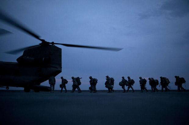 Putin: Penarikan Pasukan AS dari Afghanistan Lebih Mirip Pelarian