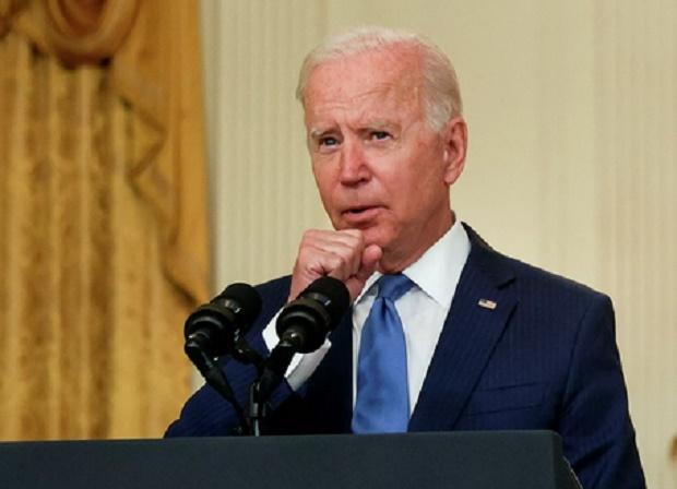 Biden Batuk Terus-menerus, Gedung Putih Minta Publik Tak Khawatir