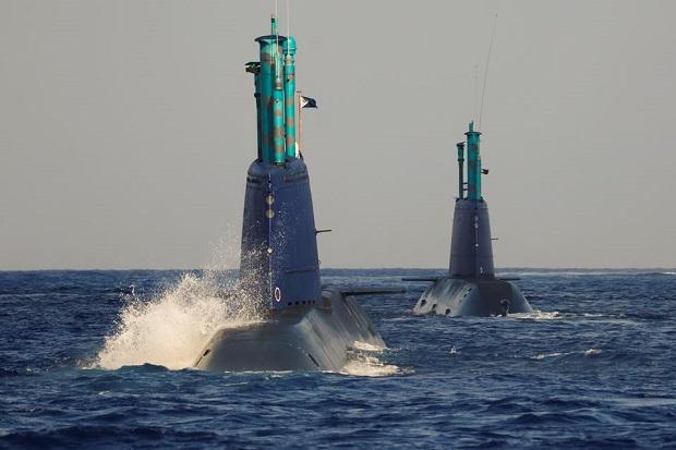 Lirik Iran, Angkatan Laut Israel Berkeliaran di Laut Merah