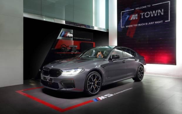 BMW M5 Competition Siap Jadi Investasi Masa Depan buat Crazy Rich Indonesia