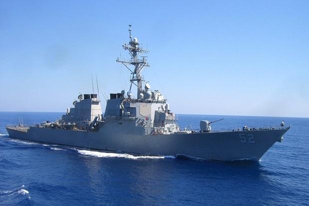 Kapal Perang AS Masuk Selat Taiwan Ke-9 Kalinya, China Sebut Pembuat Onar