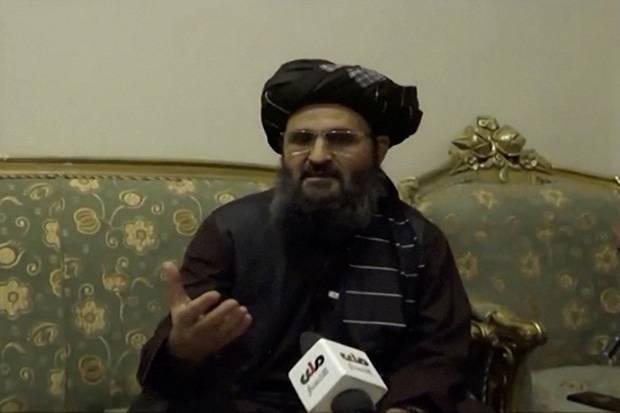 Fakta Baru Baku Tembak di Istana Presiden, Tokoh Moderat Taliban Baradar Tersingkir