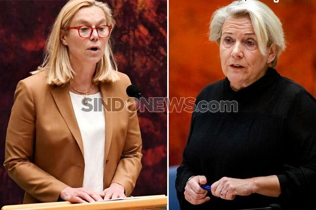 Krisis Pengungsi Afghanistan, Dua Menteri Belanda Mengundurkan Diri