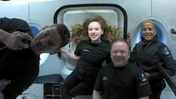 Kapsul SpaceX dengan Astronot Sipil Pertama di Dunia Siap Mendarat di Atlantik