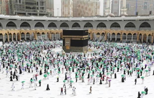Arab Saudi Ungkap 10 Juta Jamaah Laksanakan Umrah Sejak Oktober 2020