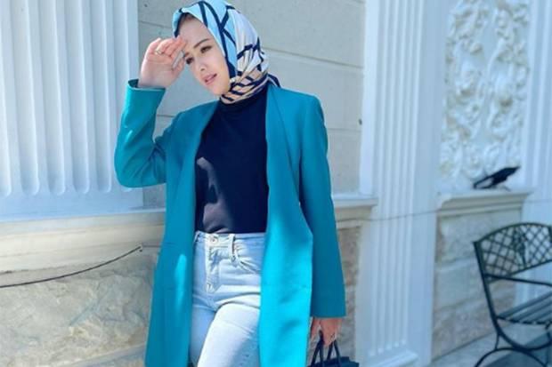 Amanda Manopo Ingin Bangun Masjid dan Kepergok Pakai Hijab, Banjir Pujian