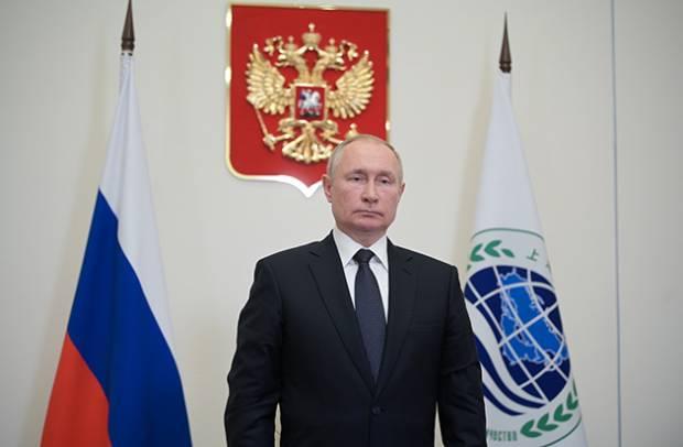 Putin: AS dan NATO Harus Bertanggung Jawab atas Rekonstruksi Afghanistan