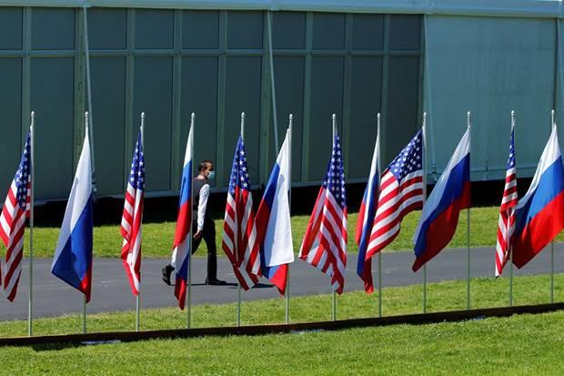 AS Sebut Rusia Ancaman Lebih Besar Dibandingkan China