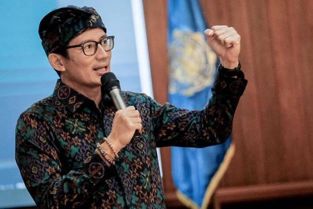 Pulihkan Subsektor Perfilman di Indonesia, Ini 3 Langkah yang Dilakukan Sandiaga Uno