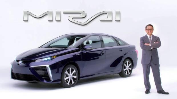 Bos Toyota Klaim 5,5 Juta Orang Nganggur jika Jepang Beralih ke Mobil Listrik Murni