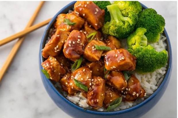 Resep Chicken Teriyaki, Menu Makan Hari Ini Gampang Buatnya