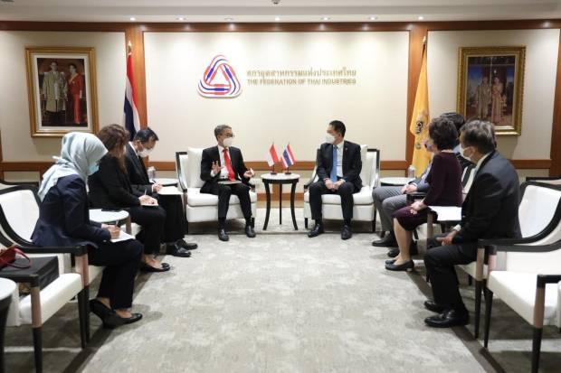 Dubes RI Bangkok Undang Investor Thailand Dorong Kerja Sama Investasi Bilateral