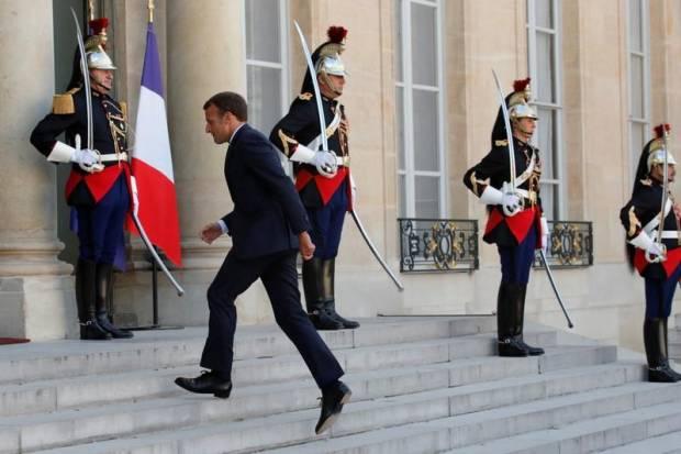 Istana Elysee: AS Tidak Pernah Sebut AUKUS, Tak Pernah Jawab Pertanyaan Prancis